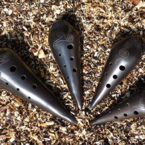 Die Indianische Ocarina - eine Liebesflöte aus Ton - bringt Ihre Seele zum Klingen!